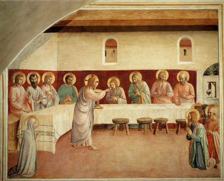 Last Supper - Fra Angelico