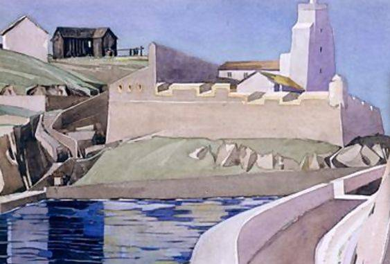 Lighthouse - Charles Mackintosh