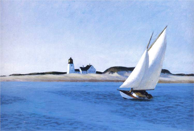 Long Leg - Edward Hopper