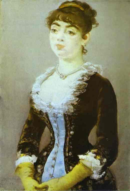 Madame Michel Levy - Edouard Manet