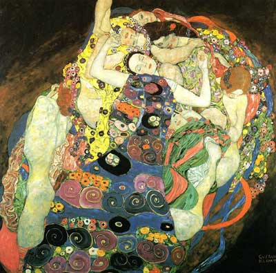The Virgin ( Maiden) - Gustav Klimt