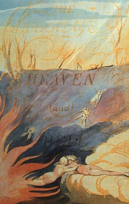 Marriage of Heaven & Hell - William Blake