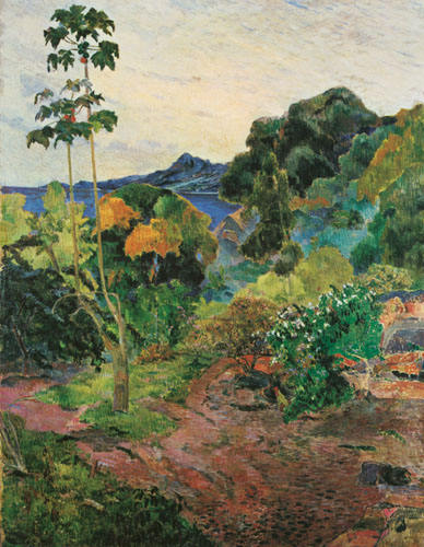Martinique - Paul Gauguin