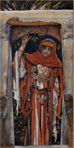 Mary Magdalene before Her Conversion - James Tissot