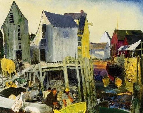 Matinicus - George Bellows