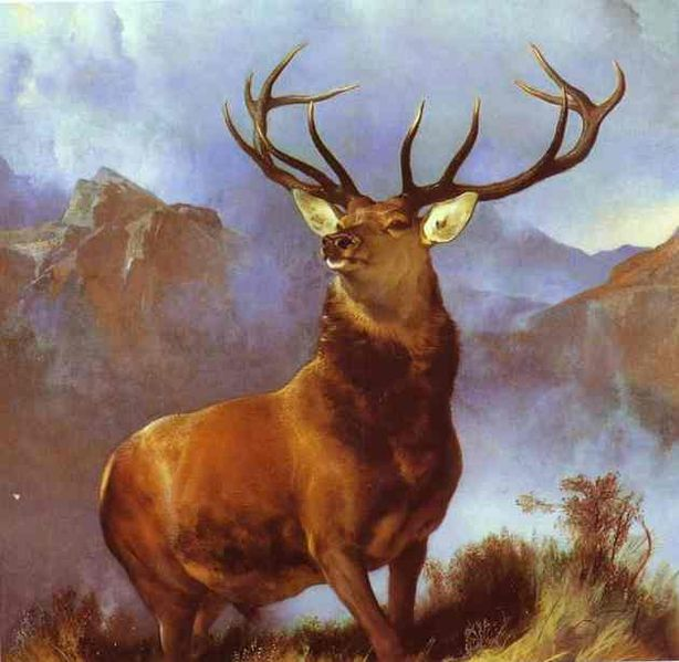 Monarch of the Glen - Edwin Henry Landseer