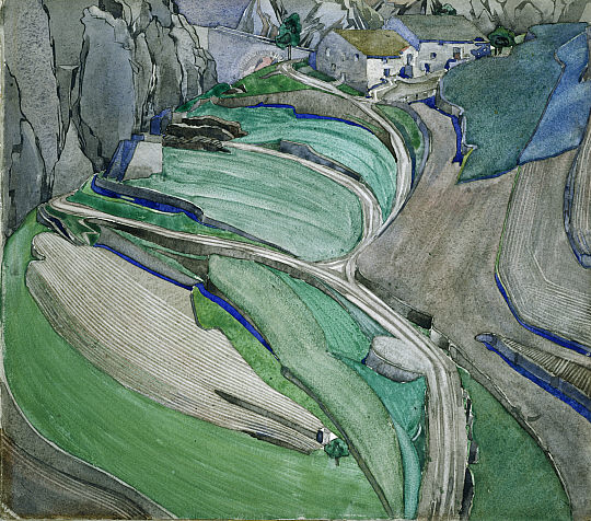 Mont Alba - Charles Mackintosh