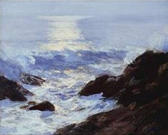 Moonlight - Edward Henry Potthast