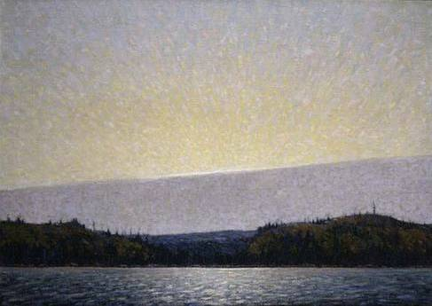 Morning Cloud - Tom Thomson