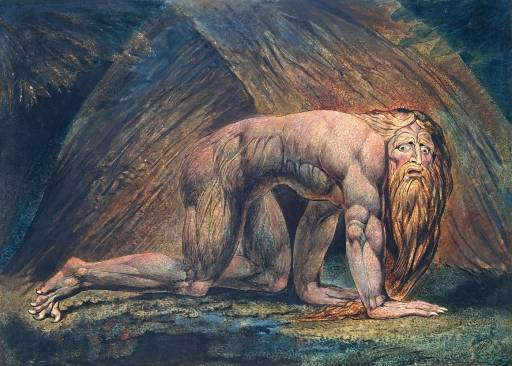 Nebuchadnezzar - William Blake