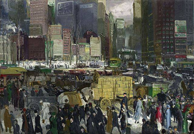 New York 1911 - George Bellows