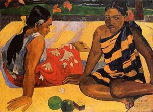 News of the Day - Paul Gauguin