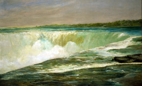 Niagara Falls - William Morris Hunt