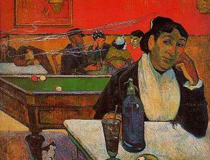 Night Cafe in Arles - Vincent van Gogh