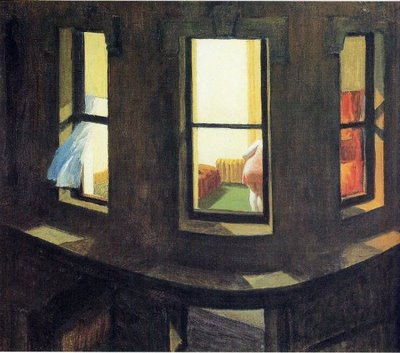 Night Windows - Edward Hopper