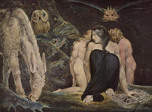 Night of Enitharmon's Joy - William Blake