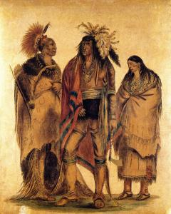 North American Indians - George Catlin