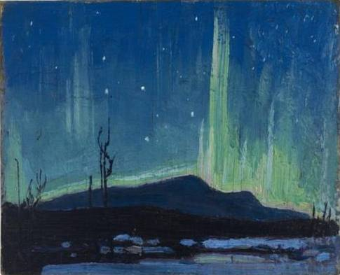 Northern Lights - Tom Thomson