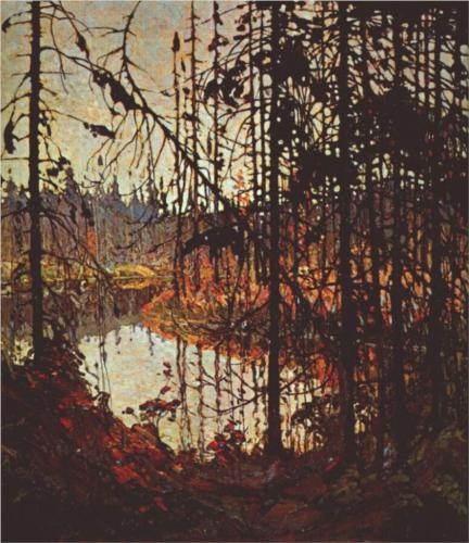 Northern River - Tom Thomson