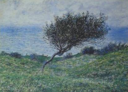 On the Coast at Trouville - Claude Monet