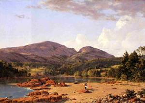 Otter Creek - Frederic Edwin Church