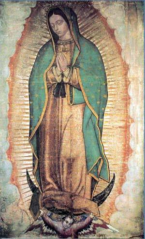Our Lady of Guadalupe (Nuestra Señora de Guadalupe)