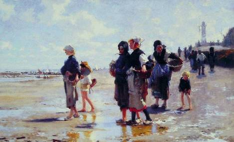 Oyster Gatherers of Cancale - John Singer Sargent.jpg