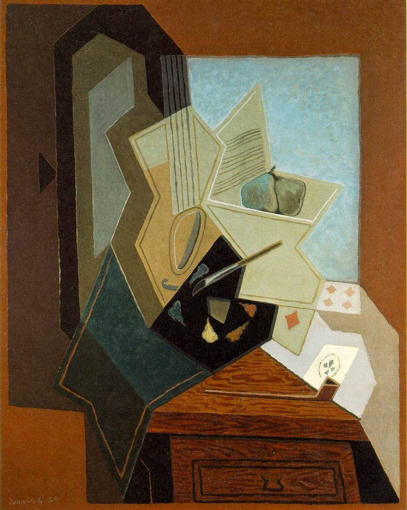 Painter's Window - Juan Gris