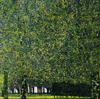 The Park - Gustav Klimt