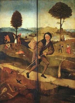 Path of Life - Hieronymus Bosch