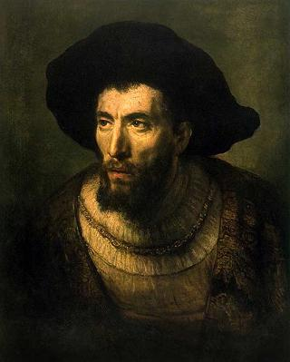 The Philosopher - Rembrandt van Rijn