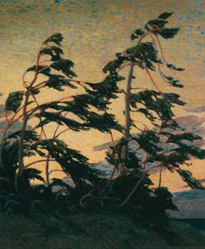 Pine Island, Georgian Bay - Tom Thomson