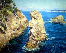 Point Lobos - Guy Rose