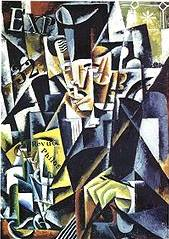 Portrait of a Philosopher - Lyubov Popova