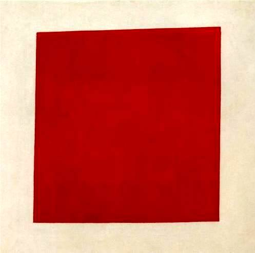 Red Square - Kazimir Malevich