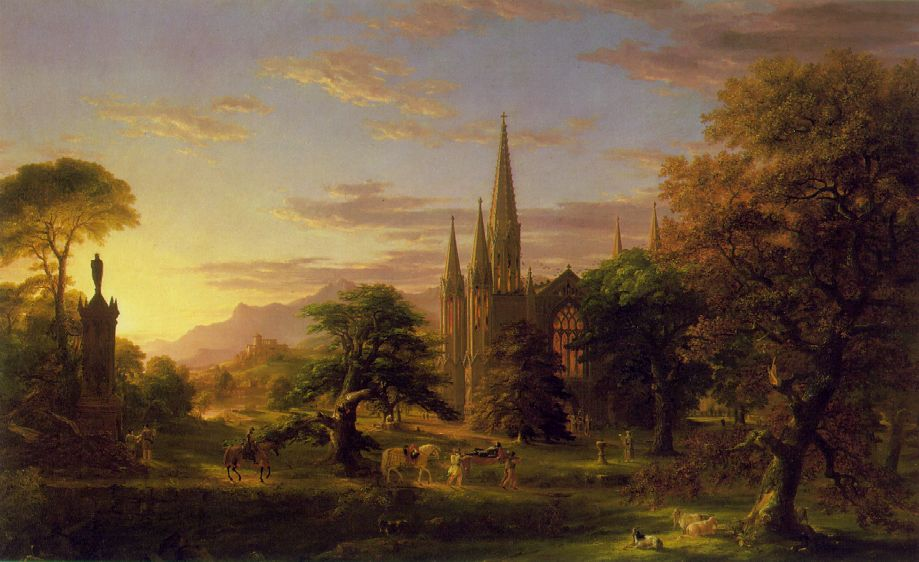 Return - Thomas Cole