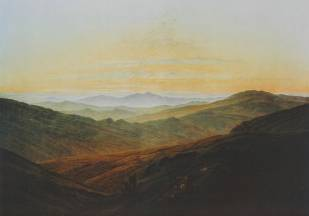 Riesengebirge 1830-1834 - Caspar David Friedrich