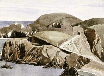 Road through the Rocks - Charles Mackintosh