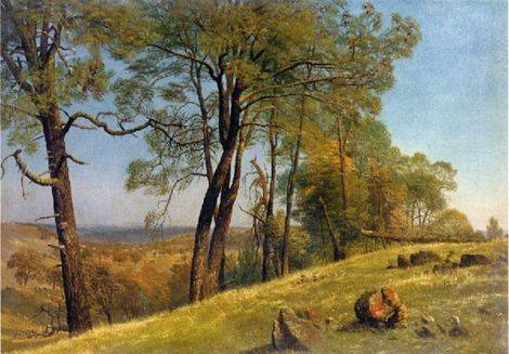 Rockland County, California - Albert Bierstadt