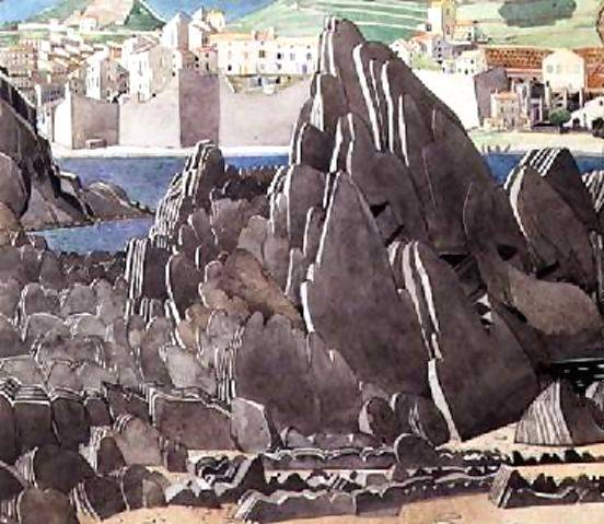 Rocks - Charles Mackintosh