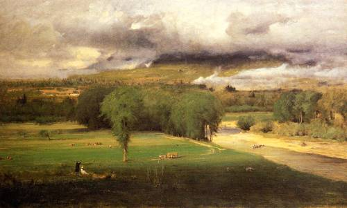 Sacco Ford Conway Meadows - George Inness