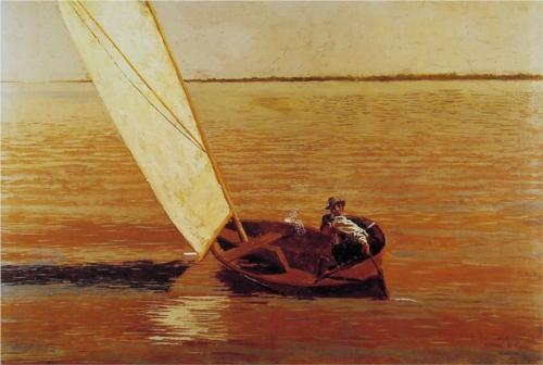 Sailing - Thomas Eakins