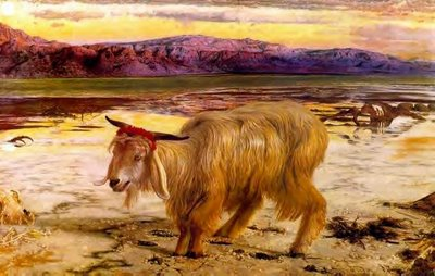 Scapegoat - William Holman Hunt