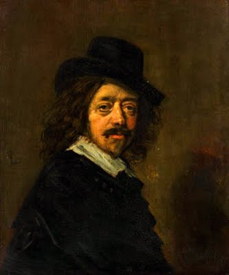 Self Portrait - Frans Hals