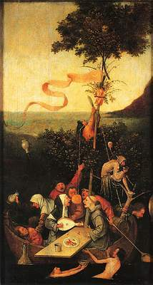 Ship of Fools - Hieronymus Bosch