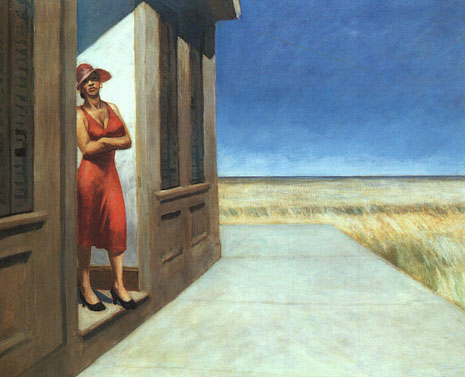 South Carolina Morning - Edward Hopper