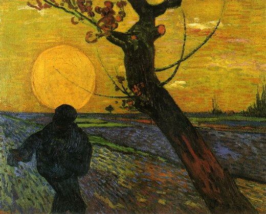 The Sower - Vincent van Gogh