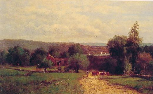 Spring - George Inness