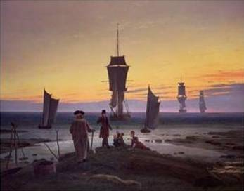 Stages of Life - Caspar David Friedrich