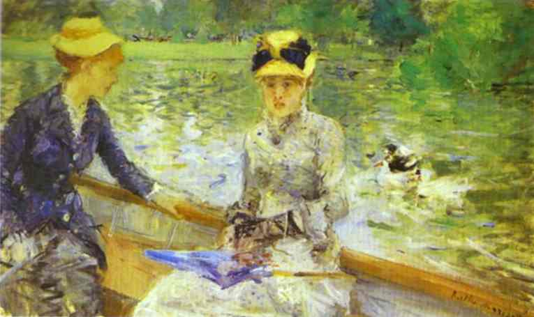 Summer Day - Berthe Morisot
